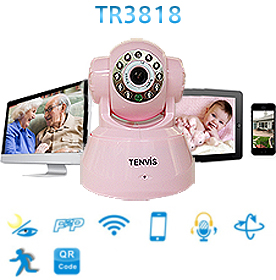 TENVIS TR3818 Pink